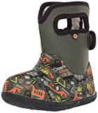 Bogs Outdoor Boots Boys Construction Waterproof Insulated 72462I