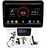 KASANDROID Android 10 Radio kasandroid es Compatible con Honda HRV/VEZEL 2015 Quad Core, 10.2' HD,2GB RAM,16GB ROM GPS AUTORADIO USB WiFi Coche,DVD, Mirror Link, Bluetooth Canbus