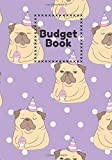 Budget book: Monthly budget notebook, Account book   7x10' 100 pages   Manage your income and expenses with this budget planner   Calculate your ... notepad   Invoice and purchase cash .