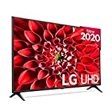 LG 49UN7100ALEXA - Smart TV 4K UHD 123 cm (49') con Inteligencia Artificial, HDR10 Pro, HLG, Sonido Ultra Surround, 3xHDMI 2.0, 2xUSB 2.0, Bluetooth 5.0, WiFi [A]