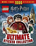 LEGO Harry Potter Ultimate Sticker Collection: More Than 1,000 Stickers