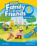 Family & Friends 1: Class Book Pack 2ª Edición (Family & Friends Second Edition) - 9780194811132
