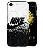Just Do It Logo de Nike Protection h¨¹lles, logo Cover for Apple iPhone 6/6s (4.7 inches), Phone M¨vil Cover for Nike
